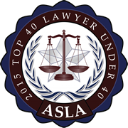 American Society of Legal Advocates, Top 40 Lawyers Under 40, Trusts & Estates 2015